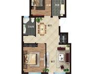 D5#D6#2-A2两室两厅一卫84.02㎡