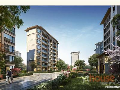 芝罘区 高端小区 140-180平层高3.2米 超大阳台 可享团购价
