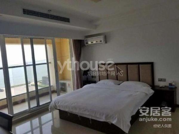 开发区 一线海景公寓 精装交付 可自用可托管出租团购