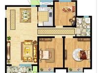 万达华府125平米精装3居室超低价售180万
