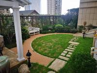 天马二期好房四楼带院的海景房,毛坯,可以任意装修,空中花园