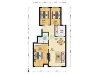 出租万科假日风景3室2厅1卫95平米2200元/月住宅