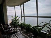 振华海滨假日花园,320方一线海景大平层,入户花园,超大客厅