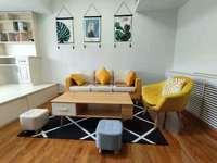 新世界花园公寓 精装顶加阁 带家具家电拎包入住