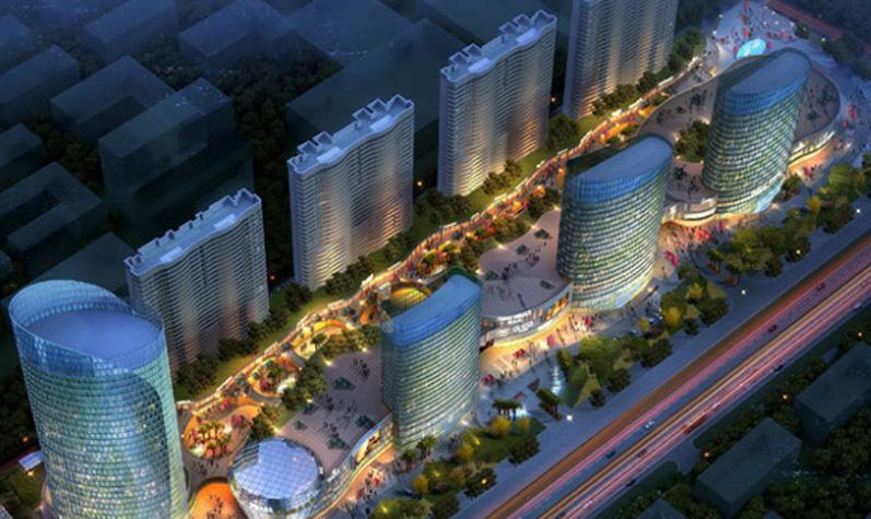 烟台星悦国际中心