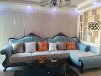 新世界花园新出好房;2室南北通透,精装修带家具家电;可贷款落户口