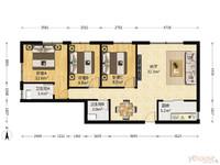 急售振华国际,精装三室,每个房间都有窗,看房有钥匙