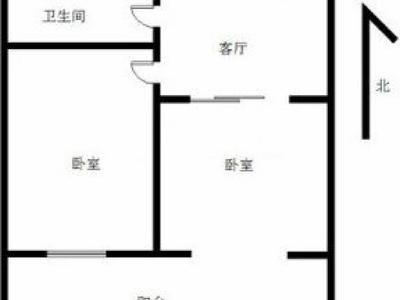 华茂小区2室1厅1卫