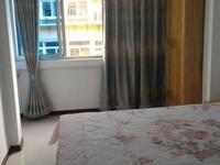 华茂小区桃花街,1室1厅南北通透,拎包入住,家具家电齐全,位置好,生活设施齐全