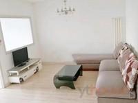 胜利路第一国际一品名宅,电梯房2室精装修,家具家电齐全拎包入住家里收拾的特别干净
