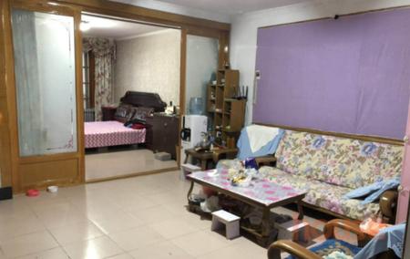一中气象局院 内小棚上1楼 标准3室户型