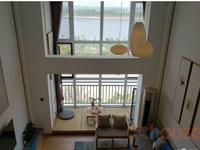 招商依云水岸可改3室 4层电梯别墅级 买一得二层
