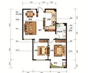 92㎡两室两厅一卫3
