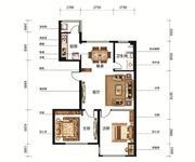 99㎡两室两厅一卫1