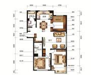 128㎡三室两厅两卫1