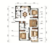 128㎡三室两厅两卫2