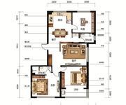 130㎡三室两厅两卫1