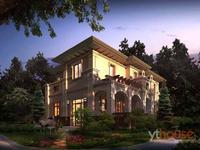 龙湖联排别墅 背靠公园和大海 带40平米小院 享专属渠道优惠
