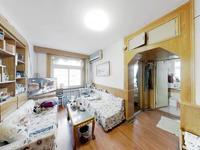 市府升平街十中养正1梯2户通透3室客厅带窗单价1.64万