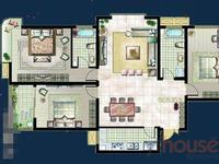 中介同行勿扰 广源天际海景房154平米全明户型舒适3居室超低价仅售185万