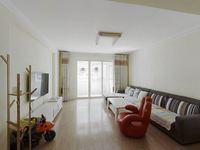 大华上海滩花园 商品房精装修 通透两居室!小高层