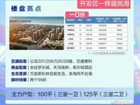 出售辉盛岚海 特价房125平精装124万